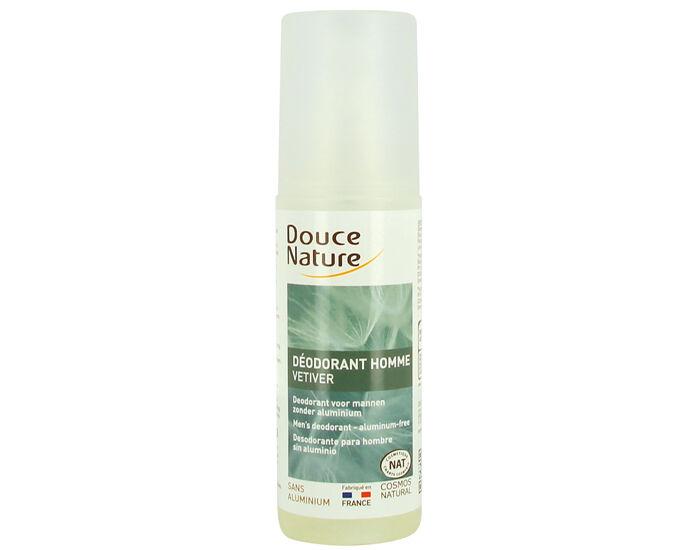 DOUCE NATURE Spray Déodorant Homme - 125 ml