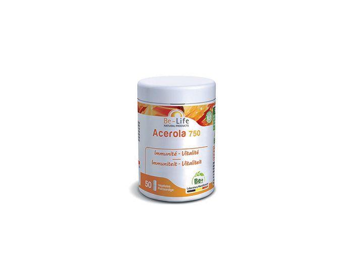 BE-LIFE Acérola - 50 gélules