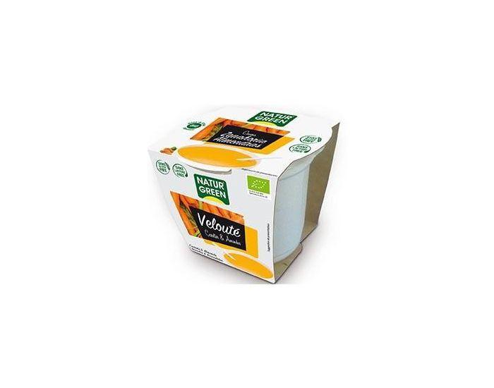 NATURGREEN Soupe Carotte-Amande Bio - 310g