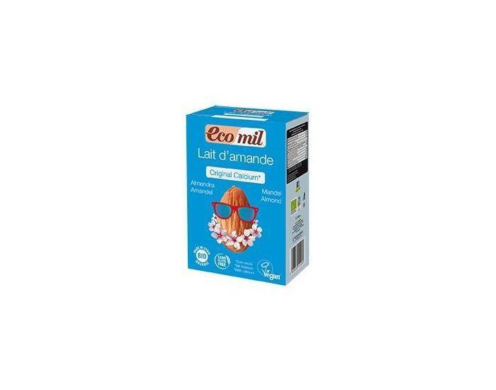 ECOMIL Lait Amandes-Calcium Instantané Bio 800 grammes