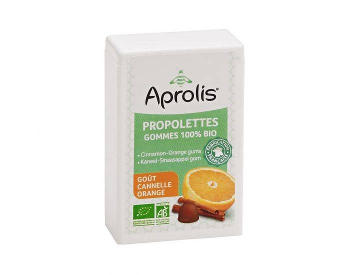 APROLIS Propolettes Cannelle-Orange Bio - 50g