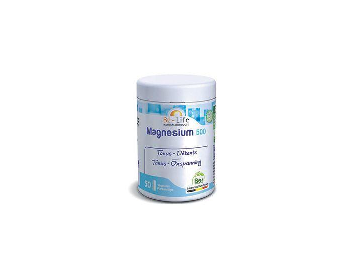 BE-LIFE Magnésium 500 50 gélules