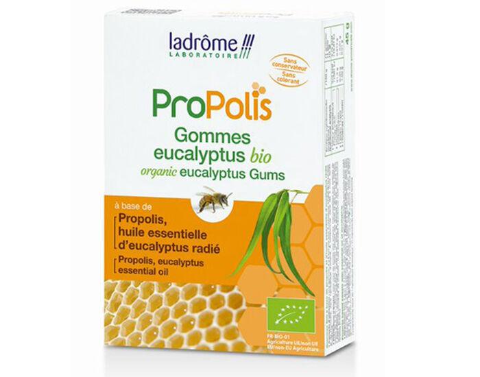 LADRôME LADROME Gommes Propolis Eucalyptus - 45 g