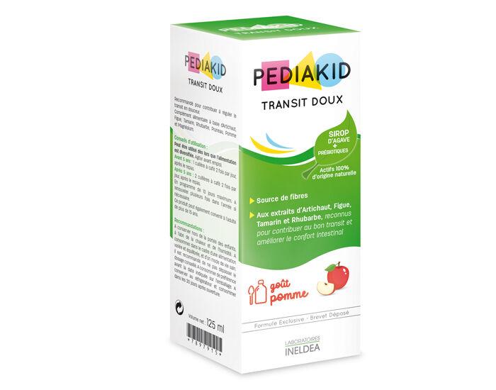 PEDIAKID Complément Alimentaire aux Plantes Goût Pomme - Dès 6 mois - 125 ml