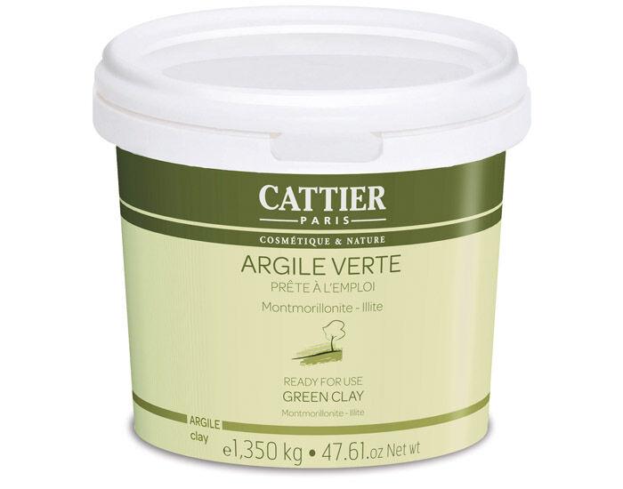CATTIER Argile Verte en Pot Prête à l'Emploi - 1.350 kg