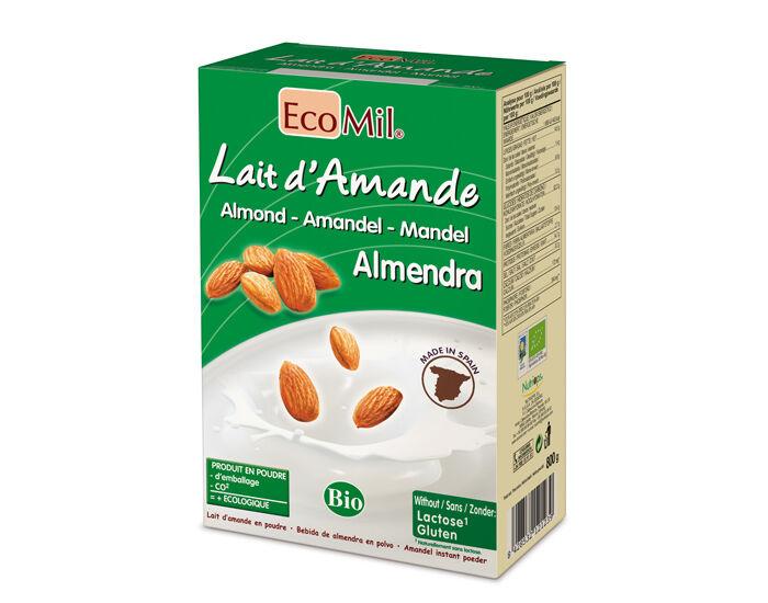 ECOMIL Lait d'Amande Bio - 800 g