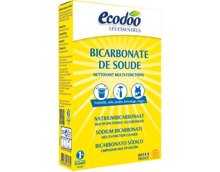 ECODOO Bicarbonate de Soude Boîte de 500g