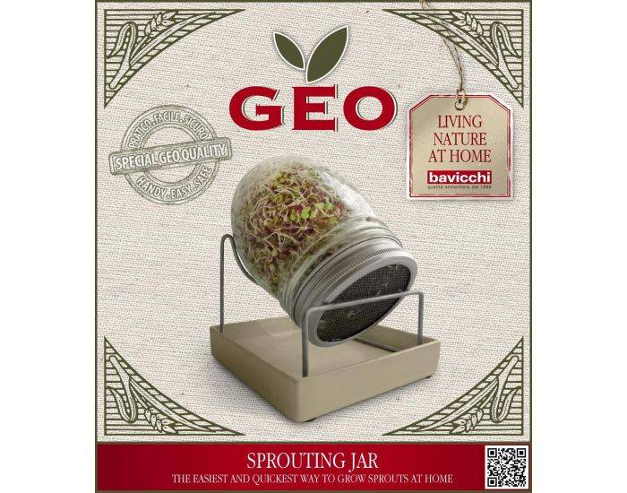 GEO Pot de germination pour graines à germer