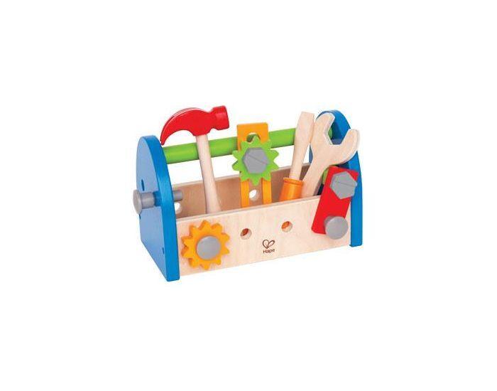 HAPE Boîte à outils - Dès 3 ans