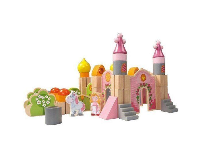 HABA Cubes grand château princesse - Dès 2 ans