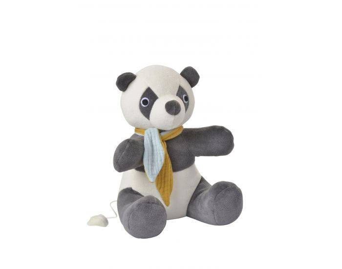 KIKADU Jouet Musical - Panda - Dès la Naissance