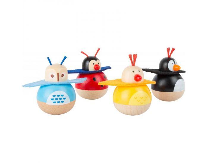 Montessori S'amuser Autrement Les Animaux Culbuto - Dès 8 mois