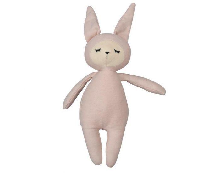 "FABELAB Doudou Lapin Bio ""Buddy Bunny"" - Dès la naissance"
