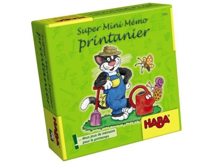 HABA Memo printanier - Dès 4 ans