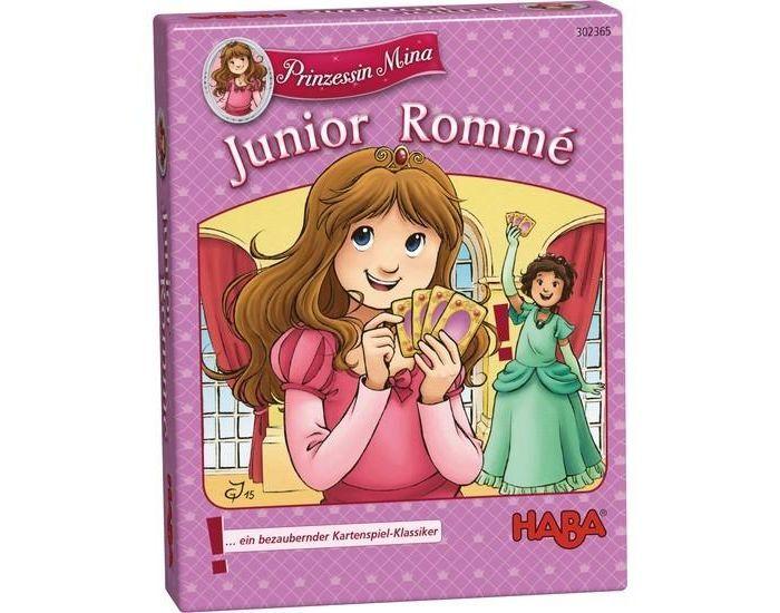 HABA Princesse Mina : Rami junior - Dès 5 ans