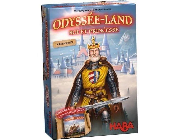HABA Odyssée land : extension Roi et Princesse - Dès 10 ans