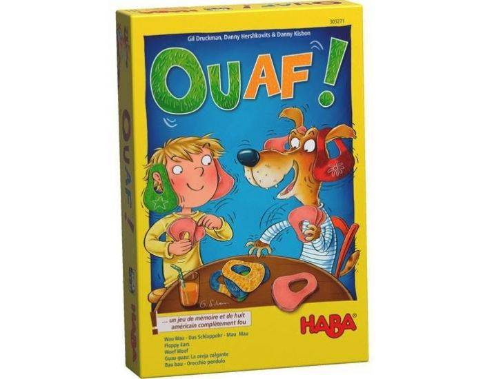 HABA Ouaf ! - Dès 5 ans