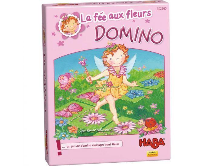 HABA La fée aux fleurs : jeu de dominos - Dès 3 ans
