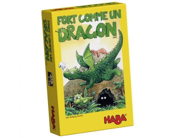 HABA Fort comme un dragon - Dès 5 ans