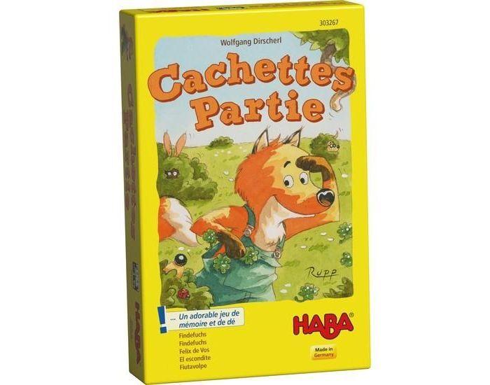 HABA Cachettes partie - Dès 4 ans