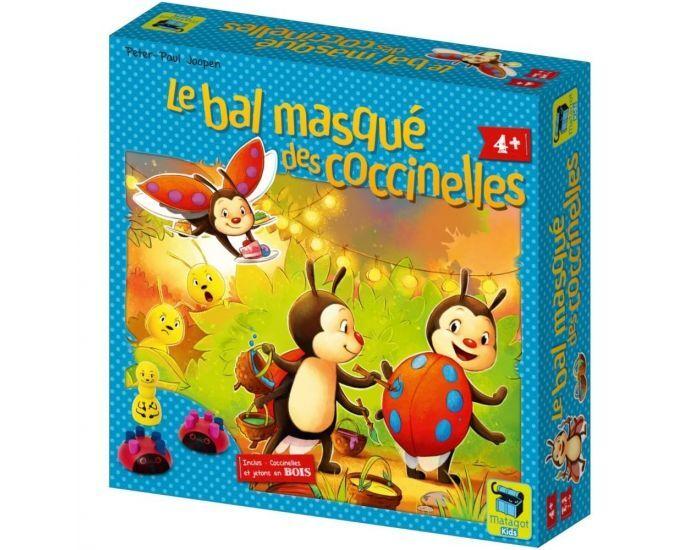 MATAGOT KIDS Le Bal masqué des coccinelles - Dès 4 ans