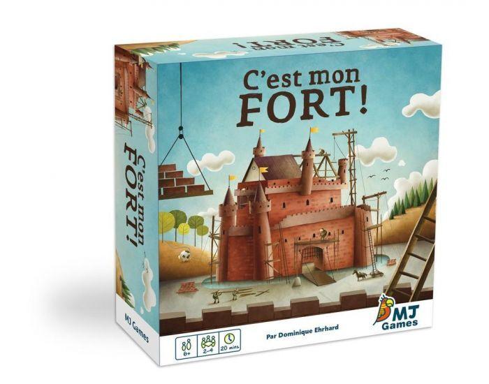MJ Games C'est Mon Fort ! Dès 6 ans