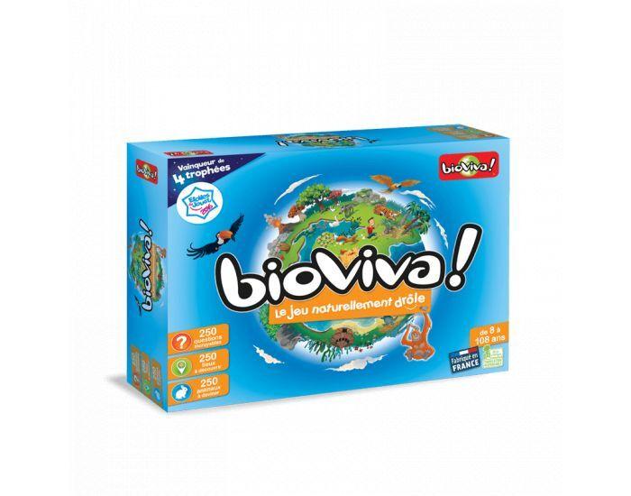 BIOVIVA Bioviva le Jeu - Dès 8 ans