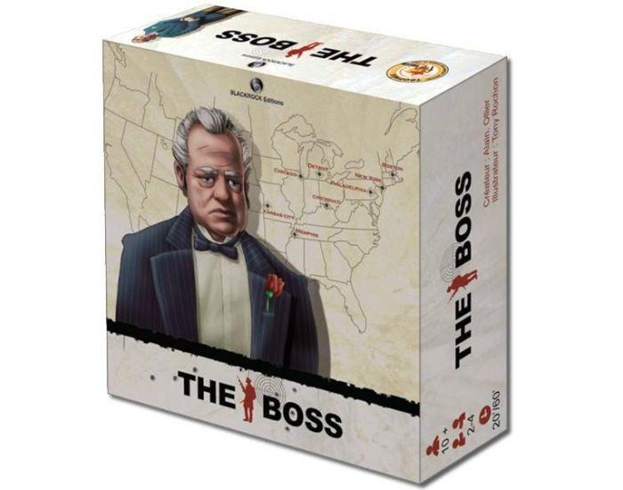 BLACKROCK GAMES The Boss - Dès 10 ans
