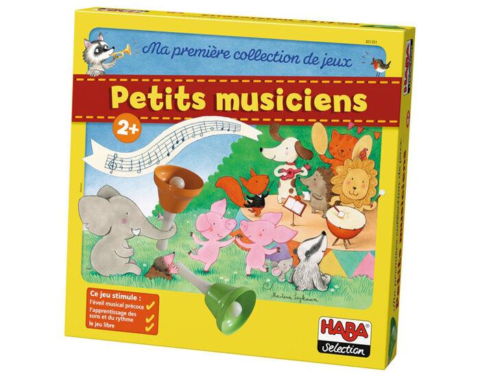 HABA Mes Premiers Jeux - Petits Musiciens - Dès 2 ans