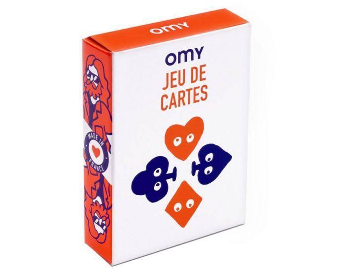 OMY Jeu de cartes - Dès 3 ans