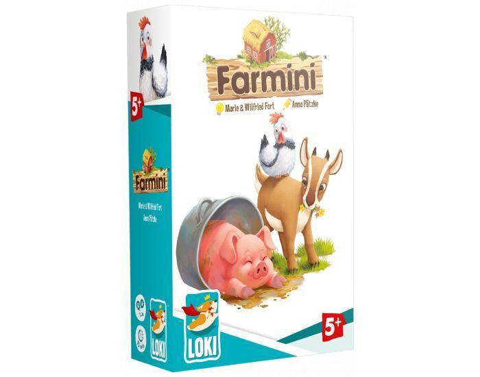 LOKI Farmini - Dès 5 ans