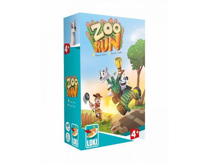 LOKI Zoo Run - Dès 4 ans