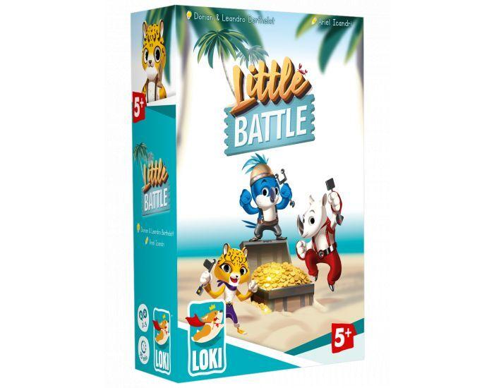 LOKI Little Battle - Dès 5 ans