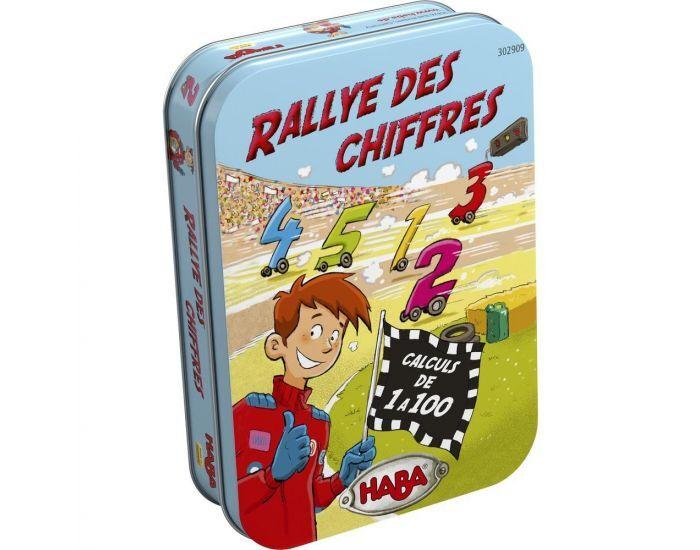 HABA Rallye Des Chiffres - Dès 6 Ans