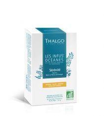 Thalgo Infus'Océanes Sérénité Bio Saveur Tilleul,Fleur d'Oranger boite de 20 sachets