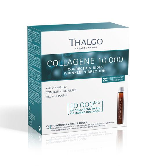 Thalgo Collagène 10000 Correction rides à boire 10 monodoses