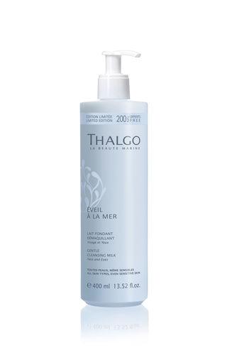 Thalgo lait fondant démaquillant Maxi format 400 ml au prix du 200 ml
