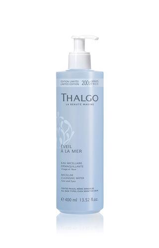 Thalgo Eau Micellaire Démaquillante Maxi format 400 ml au prix de 200 ml