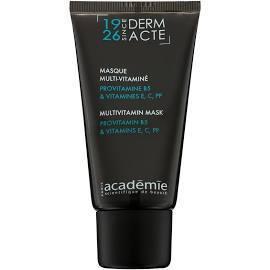 Académie Masque Multi-Vitaminé derm acte Provitamine B5 & Vitamines E, C, PP 50 ml Une superbe Boite à Bijoux offerte dès 75€ d'achat et plus dans la gamme