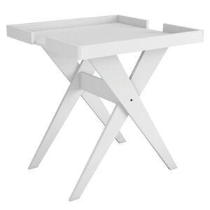Caemmum Table Blanche 56 x 53 cm - Publicité