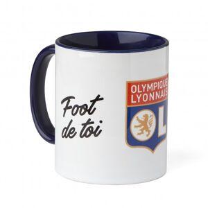 Olympique Lyonnais Mug Personnalisable Saint Valentin - Foot de toi  OL - Foot Lyon - Publicité