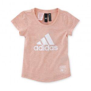 adidas Tee shirt training fille  - 13-14A OL - Foot Lyon - Publicité