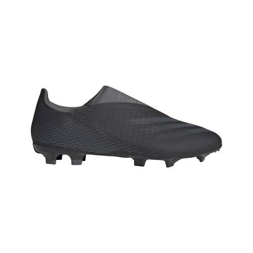 adidas Chaussure X Ghosted.3 Laceless Terrain souple  - 45 1/3 OL - Foot Lyon