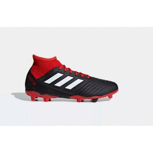 adidas Chaussures football crampons ADIDAS PREDATOR 18.3 FG  - 41 1/3 OL - Foot Lyon
