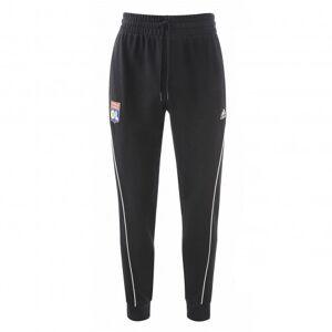 adidas Pantalon de survêtement noir homme  - L OL - Foot Lyon - Publicité