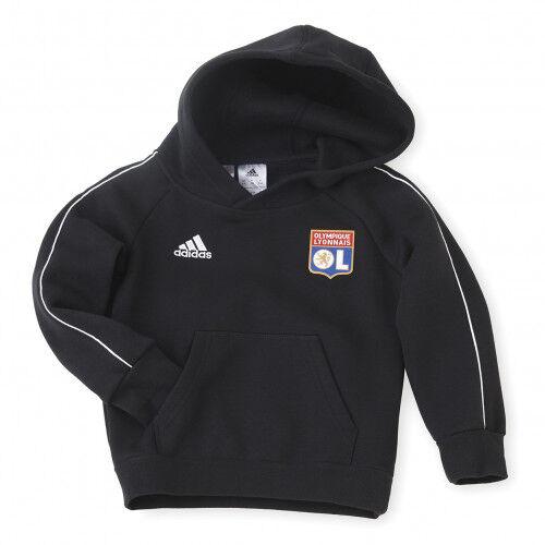 adidas Sweat à capuche molleton adidas junior  - 7-8A OL - Foot Lyon