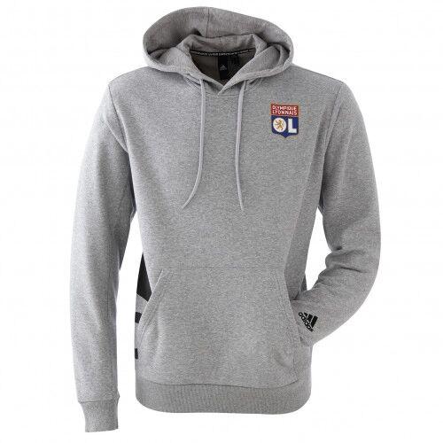 adidas Sweat-shirt à capuche Big Badge of Sport Boxy  - L OL - Foot Lyon