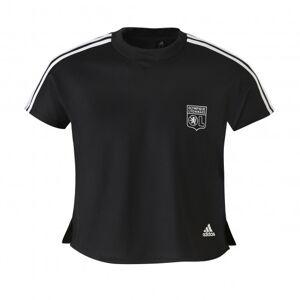 adidas T-shirt adidas AtTEEtude femme  - S OL - Foot Lyon - Publicité