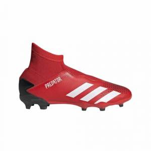adidas Chaussures Enfant PREDATOR 20.3 LL FG J  - 38 2/3 OL - Foot Lyon - Publicité