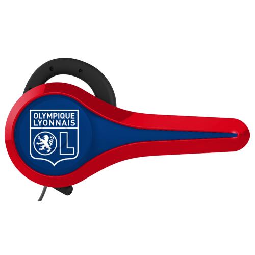 Olympique Lyonnais Oreillette Gaming PS4 & Xbox One  OL - Foot Lyon